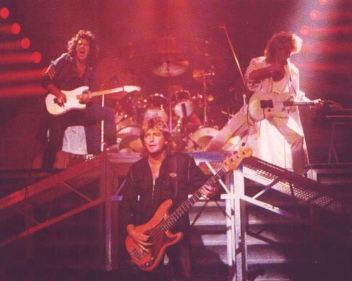Onstage 1985