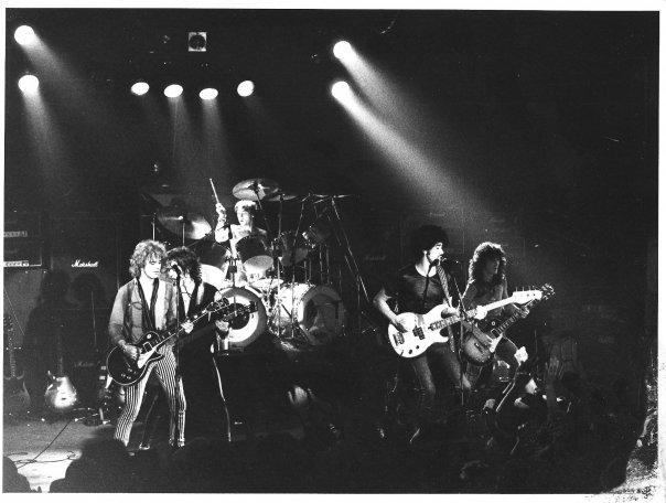 Electric Ballroom, London - 1979