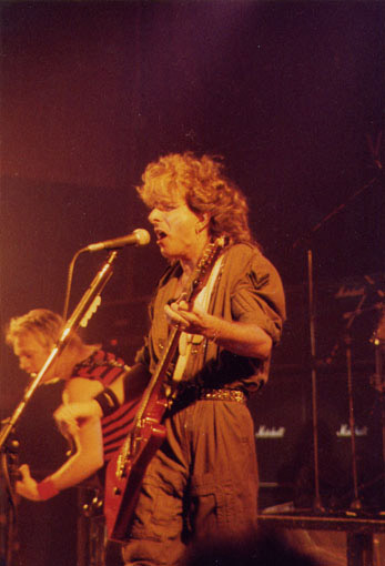 Concert with Gary Moore