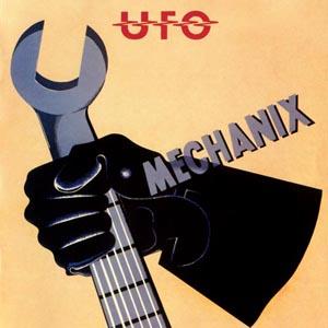 UFO - Mechanix (1982)