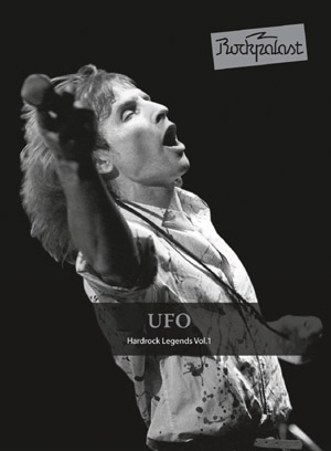 UFO - Rockpalast: Hardrock Legends Vol.1 (2012)